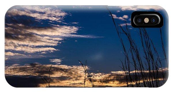 Peaceful Sunset IPhone Case