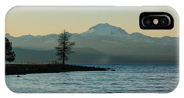 Peaceful Views IPhone Case
