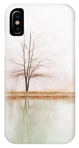 Peacefulness IPhone Case