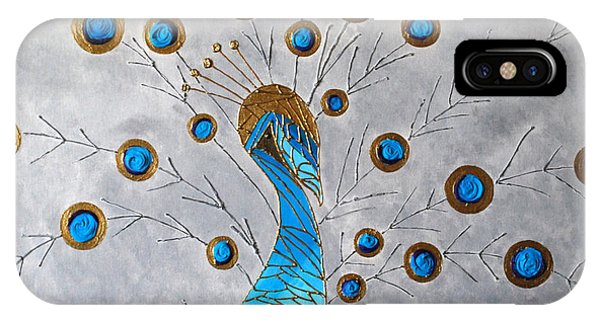 Peacock And Its Beauty IPhone Case