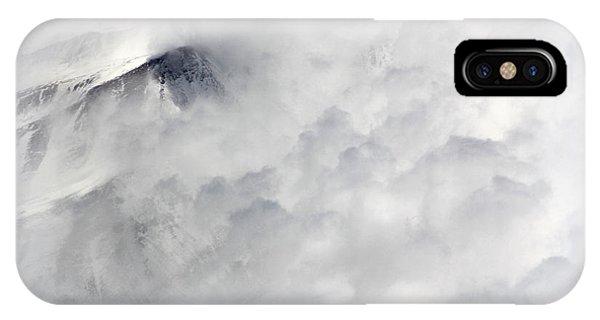 Peak A Boo IPhone Case