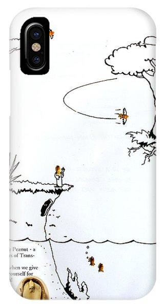 Peanut Playground IPhone Case