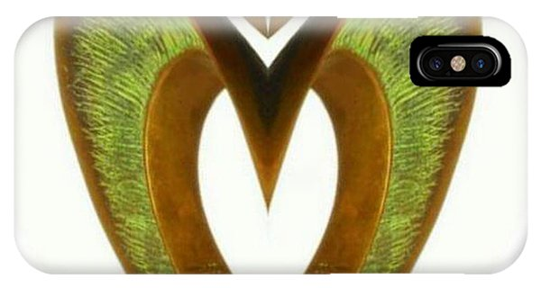 Pear Heart IPhone Case