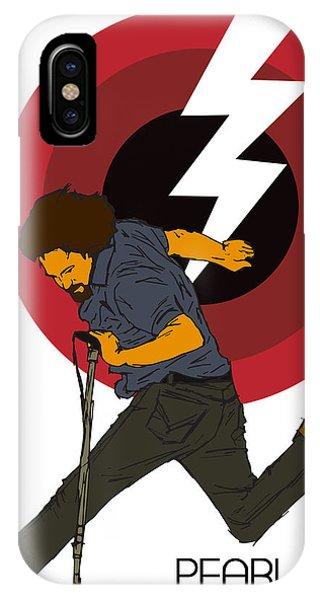 Pearl Jam Lightning Bolt IPhone Case