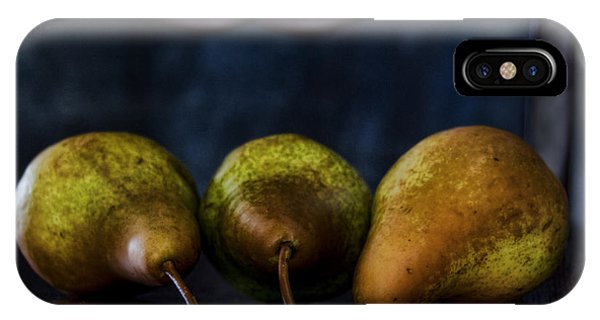 Pears On A Chair IPhone Case