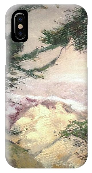 Pebble Beach Vista IPhone Case