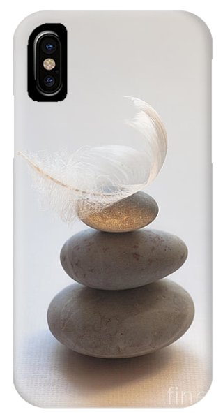 Pebble Pile IPhone Case