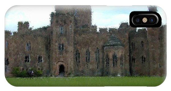 Peckforton Castle IPhone Case