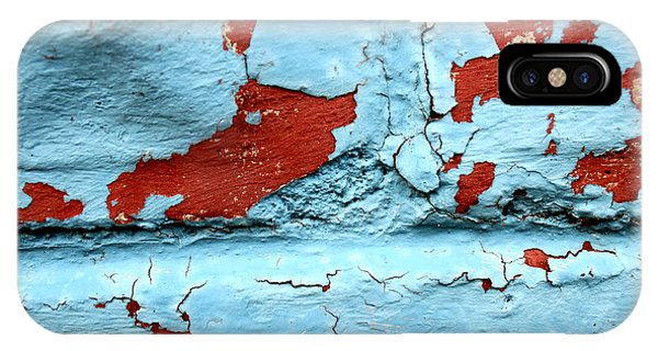 Peeling Paint IPhone Case