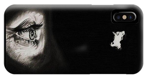 Peeping Tom - Psycho IPhone Case