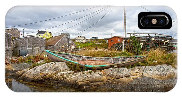 Peggy's Cove 10 IPhone Case