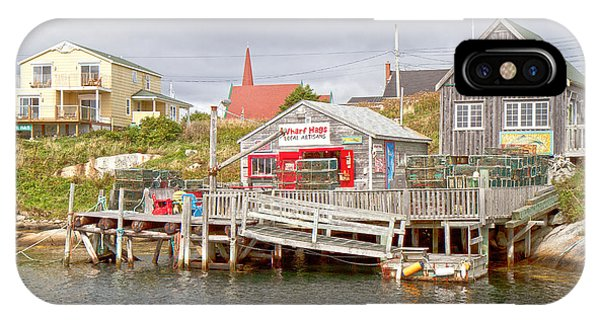 Peggy's Cove 7 IPhone Case