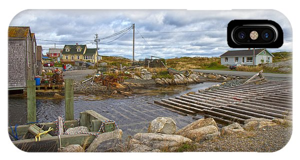 Peggy's Cove 8 IPhone Case