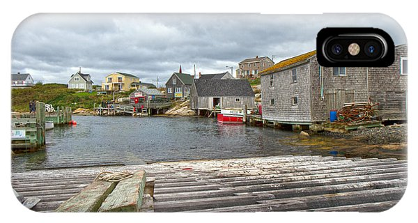 Peggy's Cove 9 IPhone Case