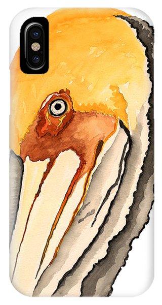 Pelican Phone Case by Alexandra  Sanders