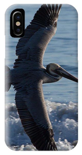 Pelican Flight IPhone Case