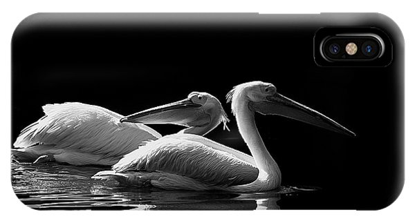Pelican Pals IPhone Case