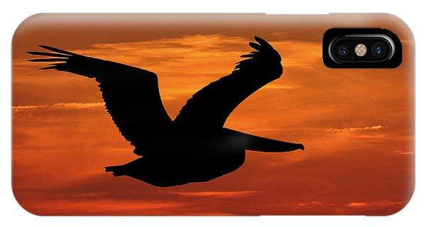 Pelican Profile IPhone Case