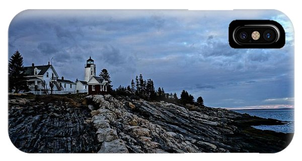 Pemaquid Lighthouse Phone Case by Melissa C