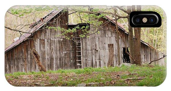 Pendleton County Barn IPhone Case