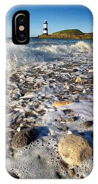 Penmon Isle Of Anglesey IPhone Case