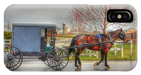 Pennsylvania Amish IPhone Case