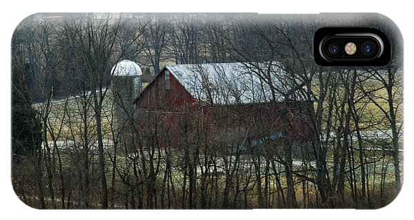 Pennsylvania Barn IPhone Case