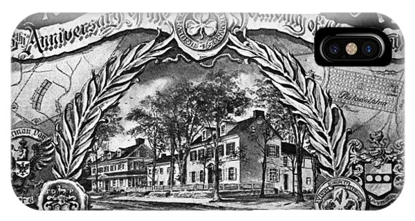 Pennsylvania Germantown Phone Case by Granger