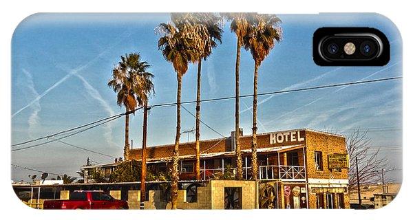 Penny Bar Mckittrick California IPhone Case