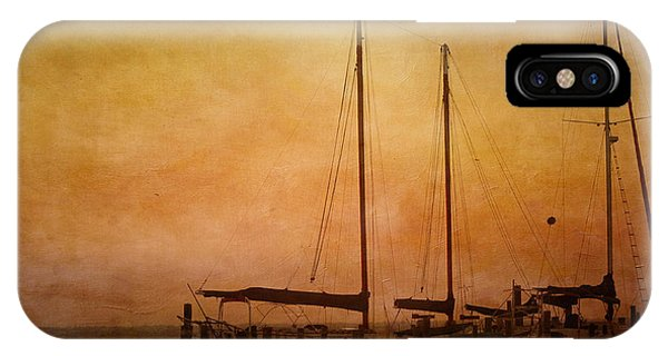 Pensacola Harbor IPhone Case
