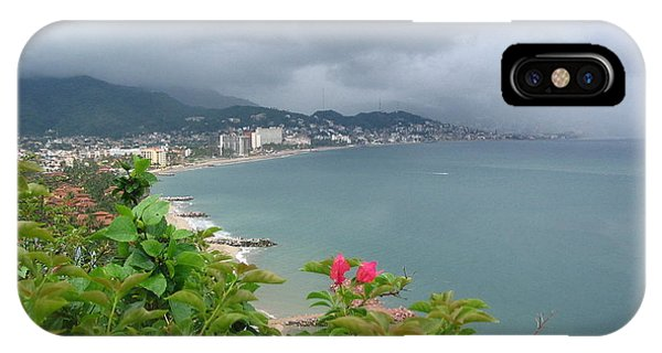 Penthouse View - Puerto Vallarta IPhone Case