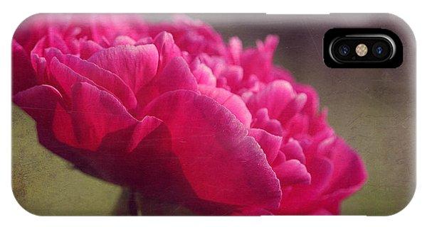 Peony 994 IPhone Case