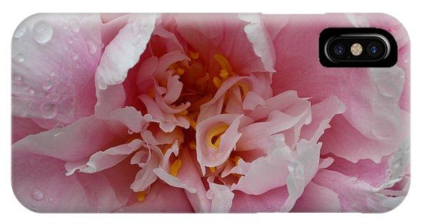 Peony Love IPhone Case