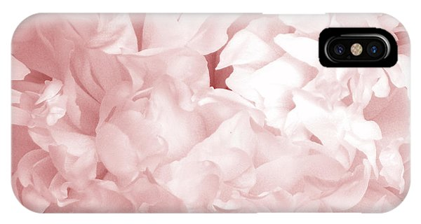 Peony Pink Beauty IPhone Case