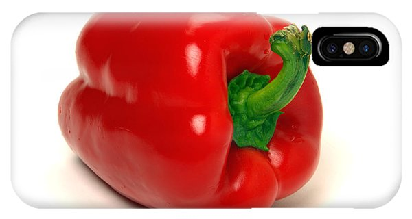 Cultivar iPhone Case - Pepper Power by Olivier Le Queinec