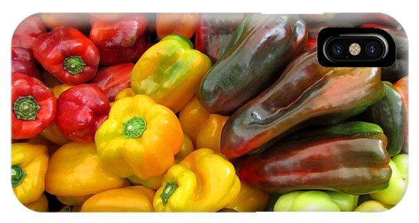 Pepper Rainbow IPhone Case