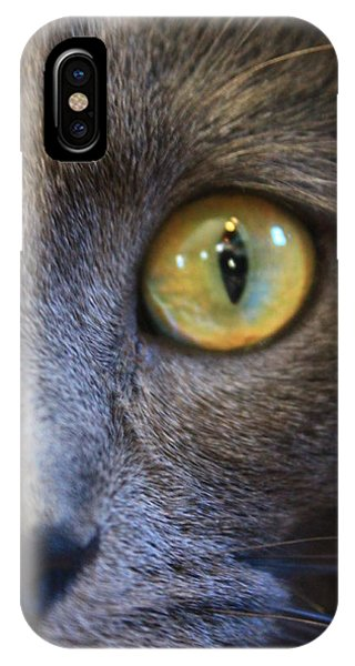 Pepper's Eye IPhone Case