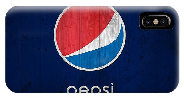 Pepsi Barn Sign IPhone Case