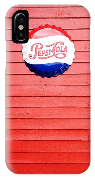 Pepsi-cola IPhone Case