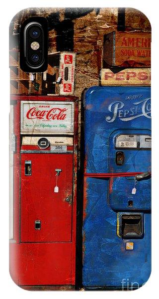 Pepsi IPhone Case
