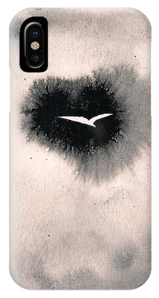 Perce-brumes IPhone Case