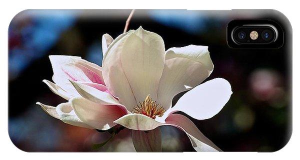 Perfect Bloom Magnolia IPhone Case