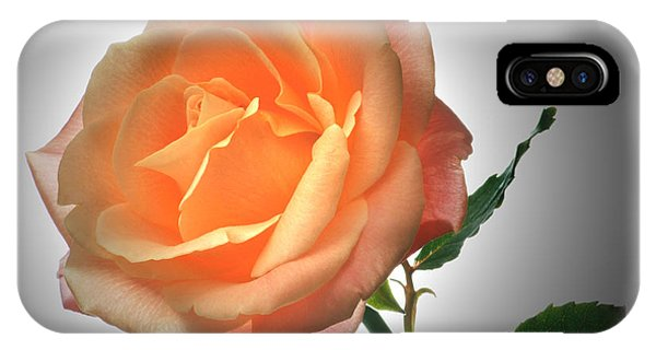 Perfect Rose. IPhone Case