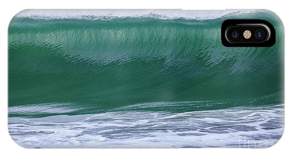 IPhone Case featuring the photograph Perfect Wave Large Canvas Art, Canvas Print, Large Art, Large Wall Decor, Home Decor, Photograph by David Millenheft
