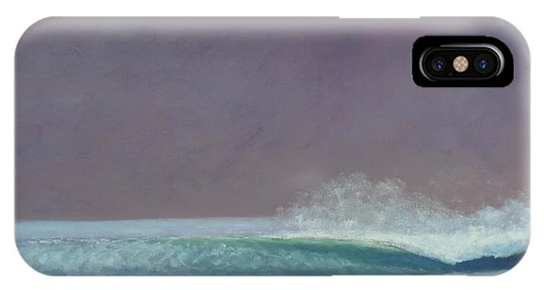 Perfect Wave Phone Case by Kent Pace