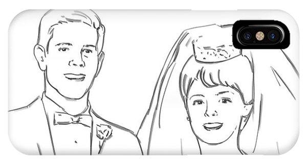Perfect Wedding IPhone Case