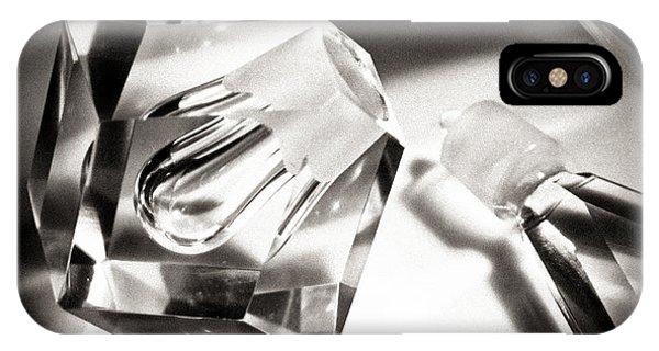 Art Deco Perfume Bottle IPhone Case