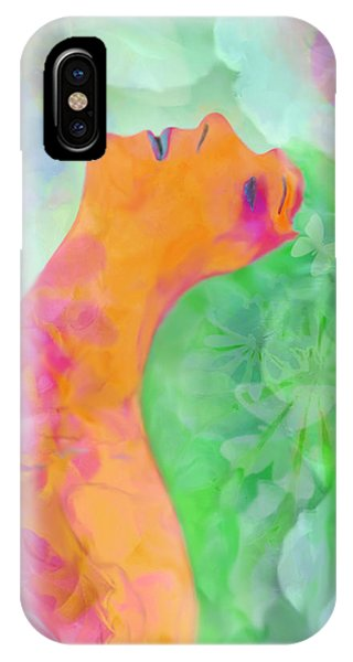 Perfume Of Love IPhone Case