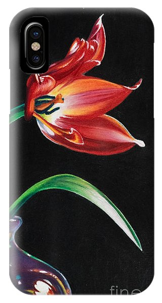 Perfumed Brilliance Phone Case by Arlene Steinberg