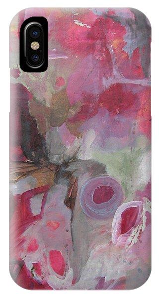 Peripheral Vision I IPhone Case